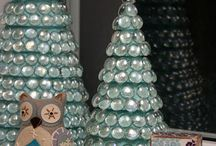 Holiday, Christmas ornaments / by Fran Walz