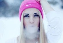 SNOW/SURF/SKATE STYLE / Some nice style ideas and some interesting pics of girls who skate/snow or surf xx