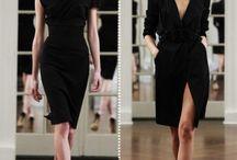 LBD's / Little black dresses