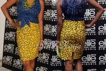 Fashion African Print / by Juanita Joubert Johnson