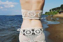 Beach and Summer fashion / #Summerfashion, #beachfashion, #beachphotoshoot