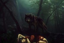 Red and her Wolf