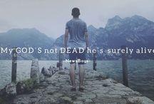 Mi salvación es DIOS.