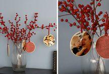 DIY Photo Ornaments / Find DIY Photo Ornament supplies & Inspriration at eCrafty.com