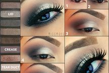 Makeup ;) / by Victoria Bellin