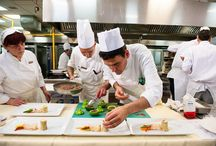 Master Kitchen / Our chefs competing in teams to create the best menu and have their dishes be part of AQVI Restaurant