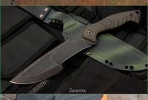 Weapon_Low-Tech: Knifes
