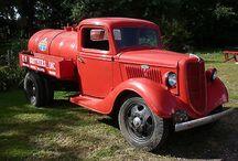 1935 Ford V8 truck