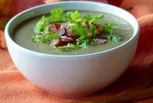 Soup / Soup flavours and inspiration