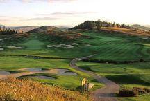 GOLF HERE / Award winning golf courses in the Okanagan Valley, BC, Canada.