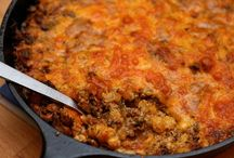 casseroles / by Norma Parker