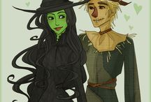 Let all of Oz know, I'm wicked through and through! (Wicked) / No one mourns the wicked .