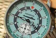 Командирские - штурманские часы