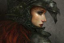 Ženy Fantasy