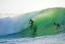 Surf Spots / Great surf spots around the world