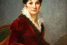 women's portraits 1810s