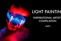 Light Painting Inspiration / Get inspired with great examples of light painting works.
