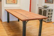 Möbel / Geschmiedete Möbel - individuell - elegant - modern