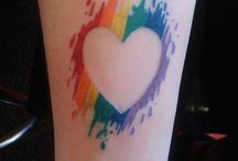 Pride Tattoos