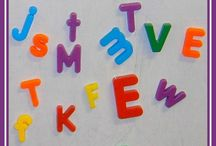 Alphabet ideas / by Sarah Wallner