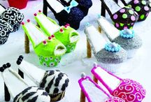 Cake Decorating Ideas / by Kathy Anderson