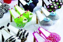 Cooking - Cupcakes / Cupcake decorating ideas.