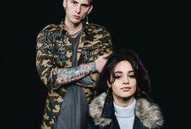 Machine Gun Kelly and Camila Cabello
