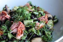 Food & Recipes— Salads