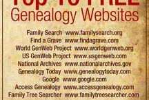 Geaneology info