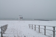 Snow @ Jesolo Beach