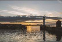 Newhaven Harbour - Sunset and more
