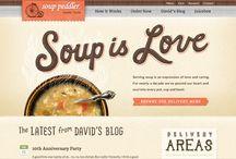 Website design / by Jurgen van Kralingen