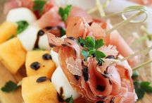 Catering / by Lisa-Marie Weddings & Events