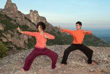 Tai chi, yoga, etc