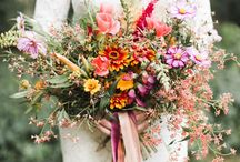 Bouquets chic & sauvages