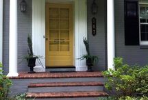 Curb appeal / by Nicolette Slipich