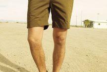 Men desert boots