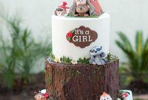 Woods cakes