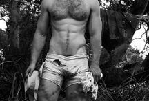 Manly Men / by Crystal T.