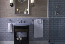 bathroom Reno ideas / by Roberta THompson