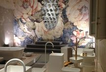 Water Design Bologna Settembre 2013 / Installazione Tailor Made Bathroom  Ciicai & Alhambretto