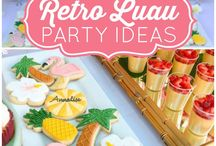 hawaii party idea