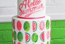 Watermelon Birthday Party / Watermelon Birthday Party