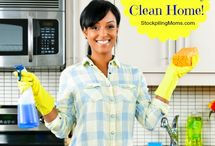 Clean Home Tips for Nurses / Tips and tricks to help every busy nurse keep their home clean and organized / by Scrubs Magazine