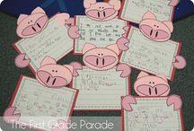 Kindergarten Valentine's Day...