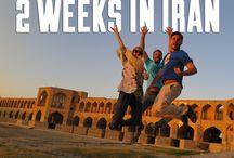 Viaggio Iran