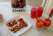 Café da manhã com morzão