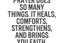 Prayer life