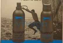 Slazenger Parfüm / Ünlü Spor ürünleri markası Slazenger parfüm seti mavi hediye seti ile sizlerle ve tabiki vivago.com.tr de