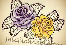 Jai's tattoo designs